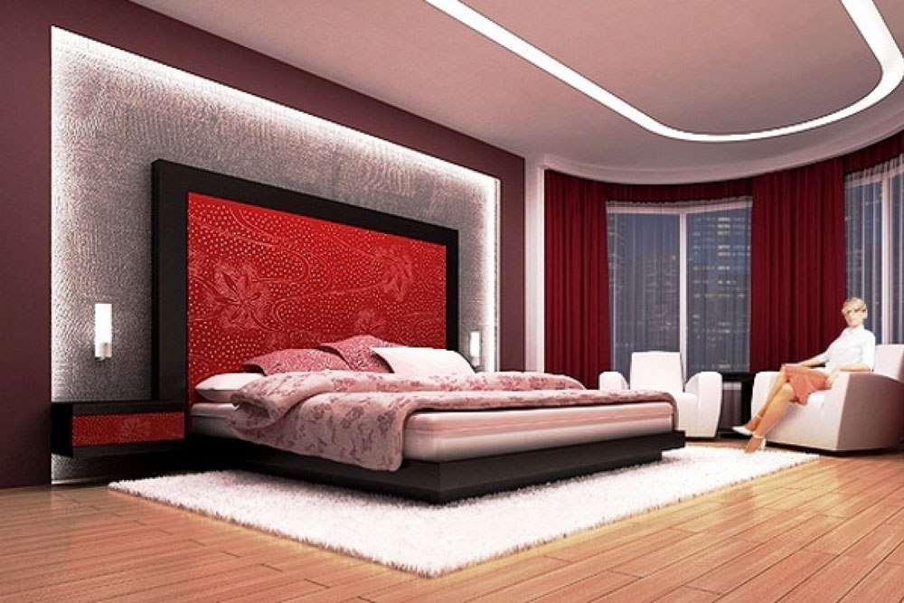 Bed room interior design in hyderabad localbind for Apartment interior design hyderabad